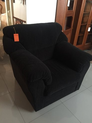 Супермягкое новое кресло производства Румыния. в Бишкек