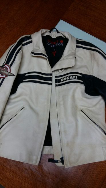Ženske jakne - Srbija: Dainese Ducati kožna jakna ženska za motor br 44 polovna