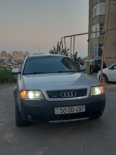 audi 100 1 8 quattro - Azərbaycan: Audi A6 Allroad Quattro 2.7 l. 2002 | 260000 km
