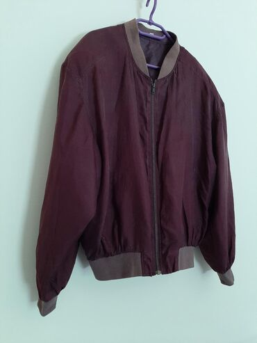 Svilena Vintage Bomber jakna muska. Vel M