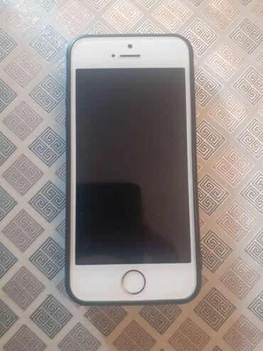 Telefon ucun viniller - Azərbaycan: İşlənmiş iPhone 5s 16 GB Ağ