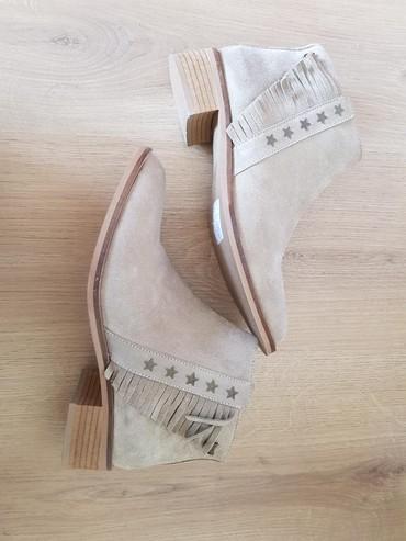 ботильоны-37-размера в Кыргызстан: Итальянская новая обувь,замшаРазмер-37Очень качественная и удобная