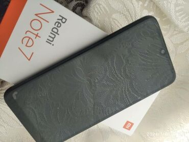 уступки будет в Кыргызстан: Б/у Xiaomi Redmi Note 7 32 ГБ Черный