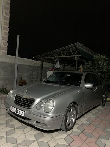 Mercedes-Benz E 430 4.3 л. 2001 | 240 км