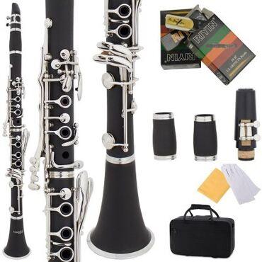 Buick century 3 3 at - Srbija: Veleprodajni visokokvalitetni klarinetni klarinetni crni obojeni