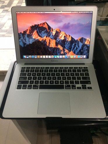 Bakı şəhərində Salam. Apple Mac book Air A1466 Əla vəziyyətdə Zəmanətlə Çox