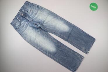 Підліткові джинси з фабричними потертостями Gee Jay, вік 12 р., зріст