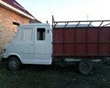 Мерседес сапог дубль кабина в Бишкек