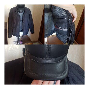 меховые пинетки в Кыргызстан: Зимняя куртка внутр и меховый воротник снимается хорошем состоянии