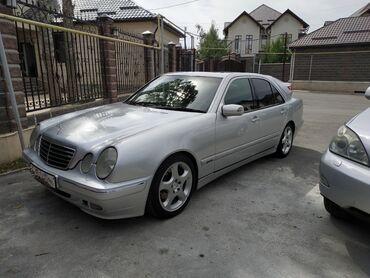 сидения мерседес в Кыргызстан: Mercedes-Benz E-Class 4.3 л. 2001