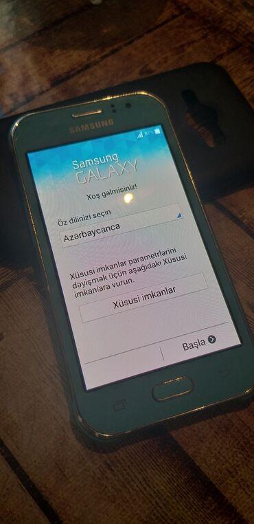 Samsung j1 mini - Azərbaycan: İşlənmiş Samsung Galaxy J1 Mini yaşıl