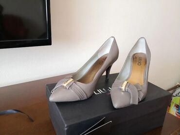 Ženska obuća | Cacak: LUI-JO cipele, kožne, kvalitetne, broj 37,otiginal. Odlično stanje