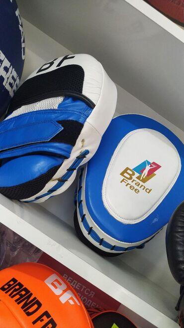 боксерские-перчатки-на-заказ в Кыргызстан: Лапы боксерские Есть доставка по всему КЫРГЫЗСТАНУ и