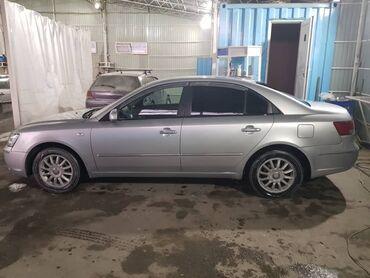 шины для грузовых автомобилей в Кыргызстан: Hyundai Sonata 2 л. 2009 | 238000 км