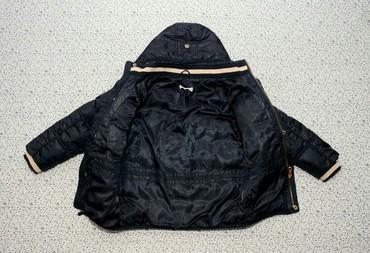 пуховики на зиму в Кыргызстан: Куртка пуховик KOTON 4-5 летрост 110 сммолния металлическаяРукава на