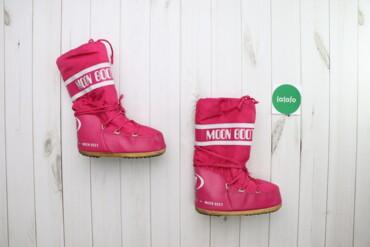 Жіночі теплі зимові чоботи Moon Boot Tecnica     Довжина підошви: 27 с