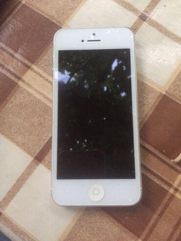 IPhone 5 | 32 GB | İşlənmiş | Barmaq izi