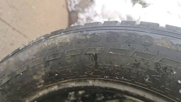 шина 19565r15 в Кыргызстан: Зимние шины 285/50 R20 шипованные торг уместен