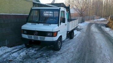 Mercedes Benz 208D! Состояние хорошее! Продаю или меняю с доплатой мне в Бишкек