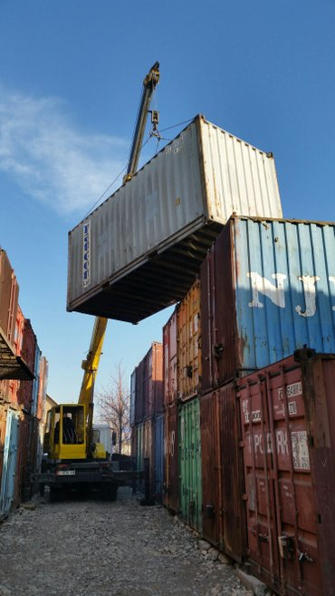 Продаю контейнер 20т цена 700$ в Бишкек
