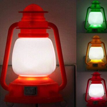 Cena 280 dinLED Noćno svetlo - fenjerMinimalan potrošač struje - troši