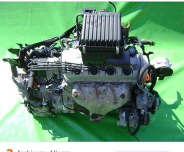 Хонда HR-V матор двигатель каропкасы менен 2004 япония идеал