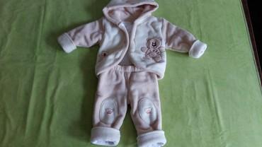 Komplet za bebe vel. 12M,polovan i ocuvan,bez ostecenja,pamuk i - Petrovac na Mlavi