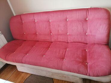 Prodajem krevet. Dalas proizvodjac.200x95x90.Ima kutiju za