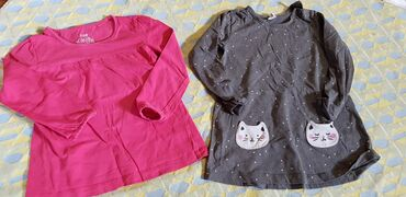 Bluze za devojcice uzrast 2-3 god,cena po komadu