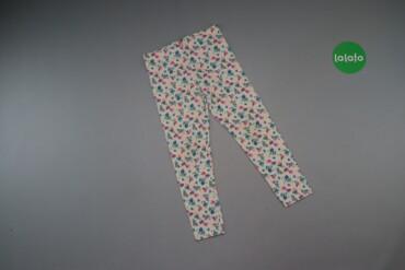 Жіночі штани з принтом Next, вік 5-6 років, на зріст 116 см   Довжина