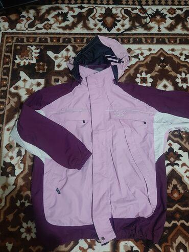 Личные вещи - Кунтуу: Куртка деми,Европа, в отличном состоянии 52-54раз