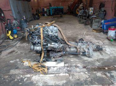 Продам двигатель 4м40 Делика, Паджеро полностью в сборе