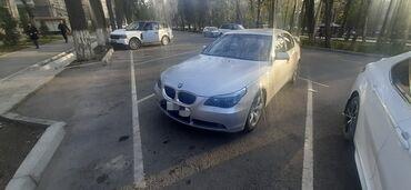 Транспорт - Кыргызстан: BMW 5 series 2.2 л. 2004