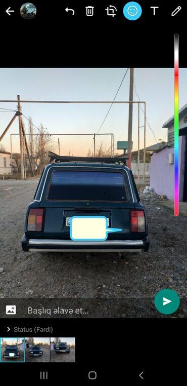 2104 - Azərbaycan: VAZ (LADA) 2104 1.3 l. 1997 | 111 km