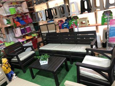 🇹🇷Holiday divan kreslo dəsti🇹🇷 Çox keyfiyyətli və davamlı