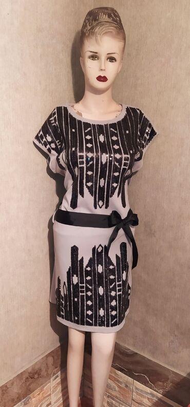 вечернее платье 44 размер в Кыргызстан: Платье Размер 44-46 Цена 400сом