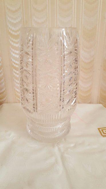 Хрустальная ваза. СССР  1500С в Бишкек