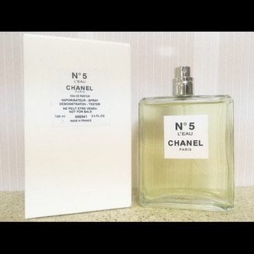 Chanel No 5 L'Eau original tester σε Thessaloniki
