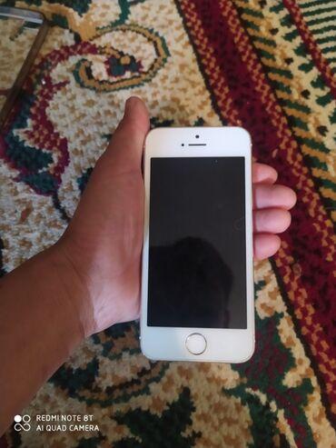 Электроника - Ош: IPhone 5s | 32 ГБ | Розовое золото (Rose Gold) Новый