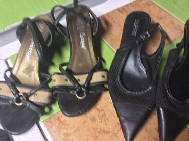 Zenske sandale firmirane br 38 bez znakova ostecenja - Sopot