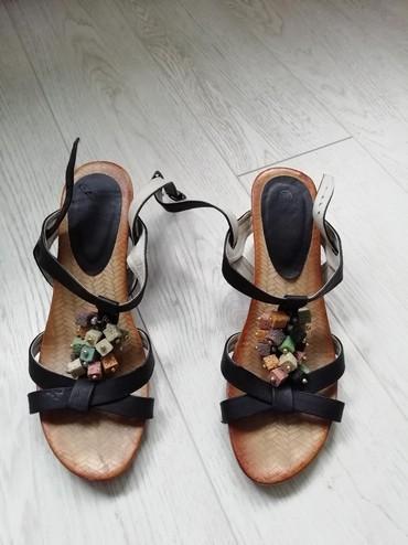Sandale na punu petu/ 39 broj - Novi Sad