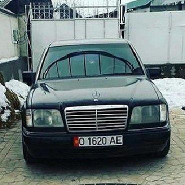 Mercedes-Benz в Теплоключенка: Mercedes-Benz E 220 2.2 л. 1995