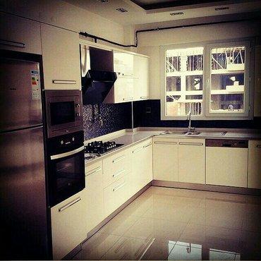 Bakı şəhərində Sifarisle mutfak mobilya