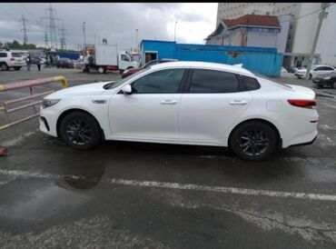 Kia Optima 3.2 л. 2019 | 30000 км