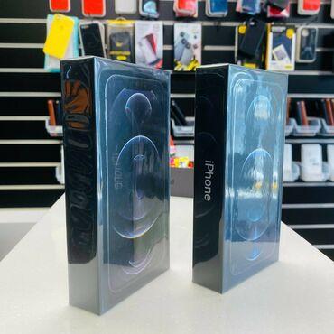 IPhone 12 Pro   256 GB   Μπλε Νέα   Guarantee, Face ID