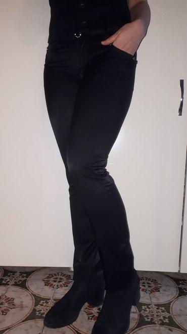 Zenske pantalone od punijeg satena, veoma kvalitetne bez ostecenja , - Kraljevo