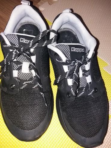 Ženska patike i atletske cipele | Kosovska Mitrovica: Kappa patike, ocuvane kao nove, broj je izmedju 36 i 37