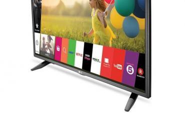 Bakı şəhərində Lg televizor lg 32 lj570u ( 82 sm) smart tv. Wi fi internet reqemsal t