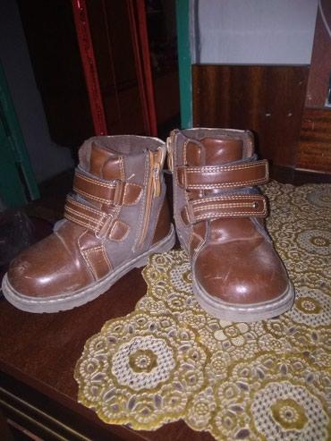 Детская обувь в Беловодское: Продаю осенние ботинки для мальчиков 25 р. а у меня их дочка носила в