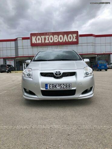 Toyota Auris 1.6 l. 2008 | 86000 km